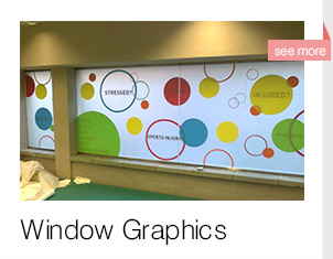 window graphics london
